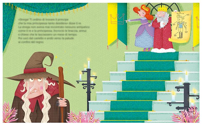 La strega e la principessa