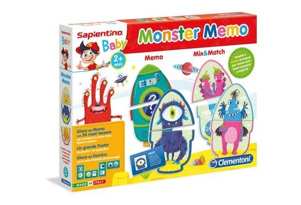 monster memo box