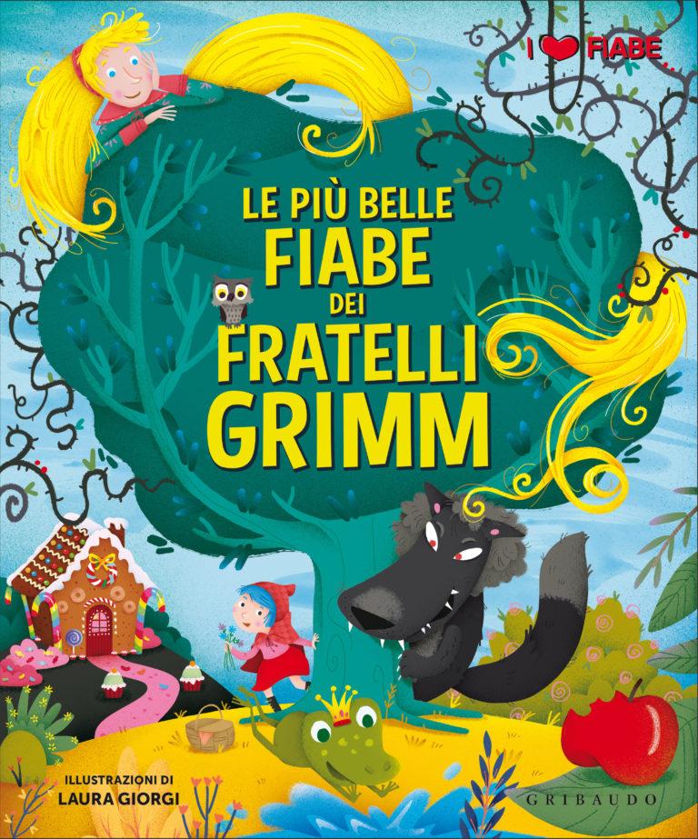 Laura Giorgi libri illustrati fiabe