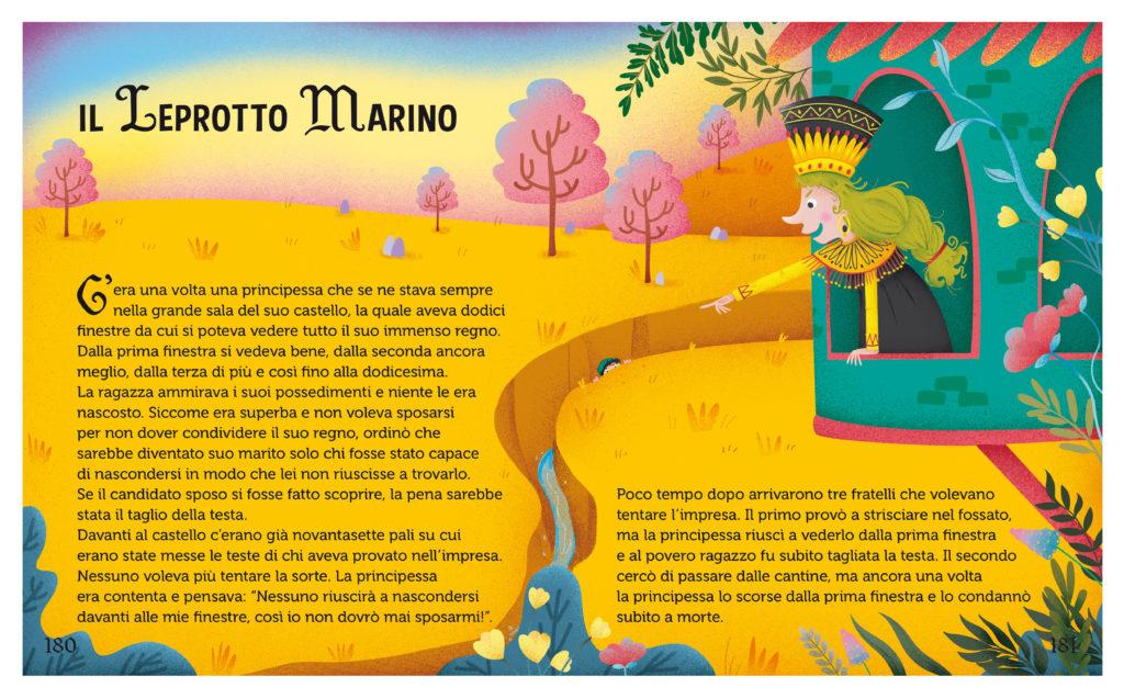 Leprotto Marino